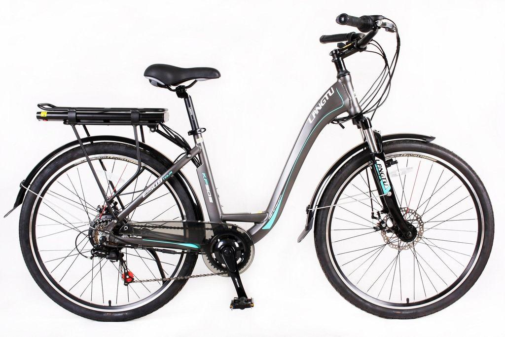Billig og sikker el-cykel i god kvalitet - CykelBanditten